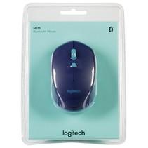 M535 Bluetooth muis blauw