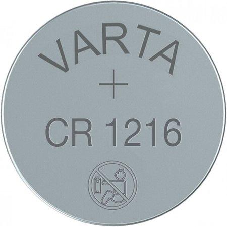 Varta 1  electronic CR 1216