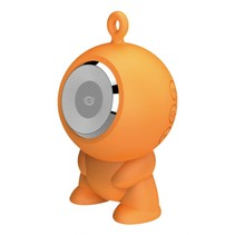 Conceptronic Wireless waterproof Bluetooth Speaker oranje