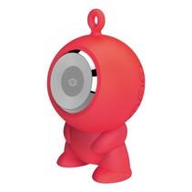 Conceptronic Wireless waterproof Bluetooth Speaker rood