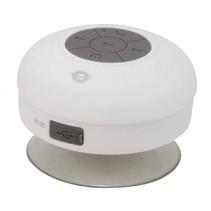 Conceptronic Wireless waterproof Bluetooth Suction Speaker wit