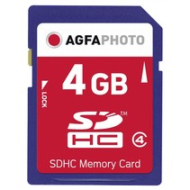 SDHC Kaart         4GB