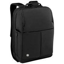 Reload 16 laptop rugzak zwart