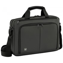 Source 14 laptop briefcase grijs