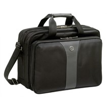 Legacy 16  Double Gusset laptop tas tot 40,60 cm