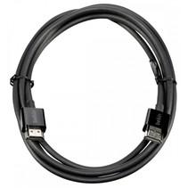 Ultra HDMI kabel 4K 2m 18Gbit/s zwart AV10168bt2M-BLK