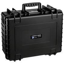 B&W Copter Case Type 6000/B zwart met GoPro Karma inlay