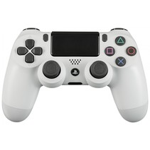 PS4 Controller Dual Shock draadloos wit V2