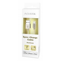 Lightning Cable op USB Gold Sync & Charge 1 m