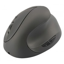 ergonomische verticale draadloze muis