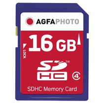 SDHC Kaart        16GB