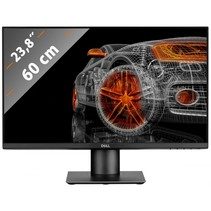 P2419H zwart monitor 24inch