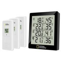 thermo- hygrometer 4 meetbereiken