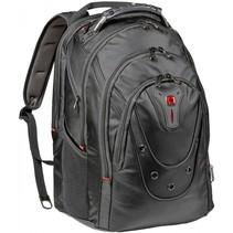 Ibex Notebook rugzak 17,3  zwart Ballistic 125th