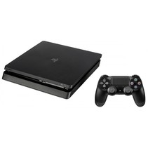 Playstation 4 Slim 500GB Jet Black