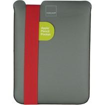 ACME Made Skinny Sleeve iPad Pro 9,7  Stretchshell grijs oranje