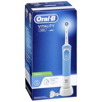 Oral-B Vitality 100 blauw CrossAction D100.413.1