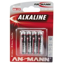 1x4  Alkaline Micro AAA LR 03 red-line