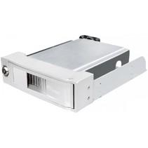 MR-35AS zilver 3,5 SAS/SATA HDD hotplug