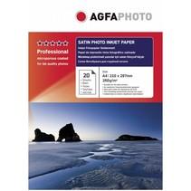 Professional Photo papier 260 g Satijn A 4 20 Vel