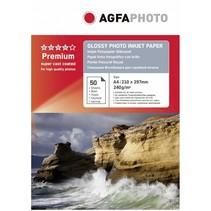 Premium Glans Photo papier 240 g A 4 50 Vel