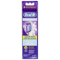 Oral-B opzetborstel Pulsonic 4-pak