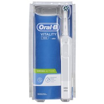 Oral-B Vitality 100  white CrossAction   CLS