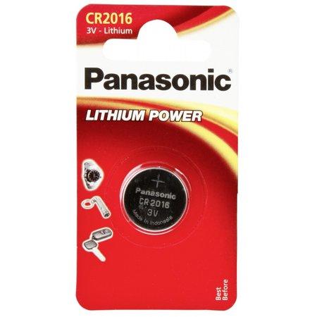 Panasonic 1  CR 2016 Lithium Power