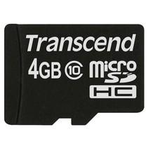microSDHC          4GB Class 10 + SD-Adapter