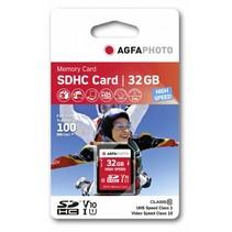SDHC kaart        32GB High Speed Class 10 UHS I U1 V10