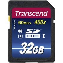 SDHC              32GB Class 10 UHS-I 400x Premium