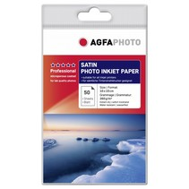 Professional Photo Papier 260g Satijn 10x15 50 Vel