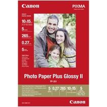 PP-201 10x15 cm, 5 vel Photo Paper Plus Glossy II 265 g
