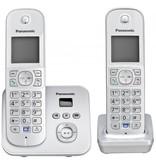 Panasonic KX-TG6822GS parel zilver