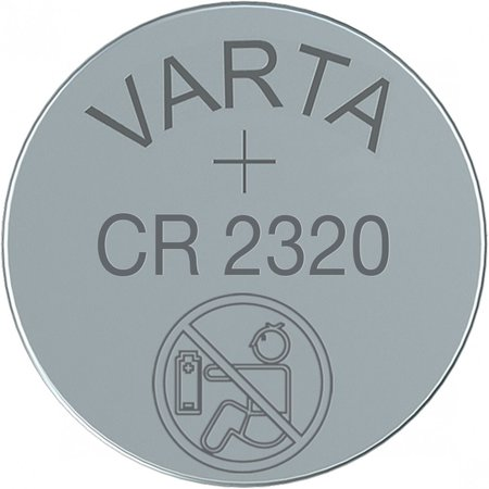 Varta 1  electronic CR 2320