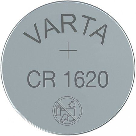 Varta 1  electronic CR 1620