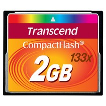Compact Flash      2GB 133x