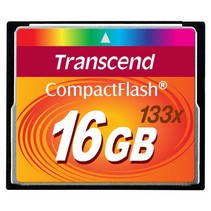 Compact Flash     16GB 133x