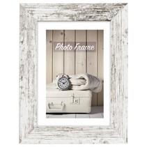 Nelson 6 wit/bruin     15x20 hout fotolijst            V21686