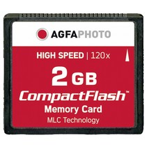 Compact Flash      2GB High Speed 120x MLC