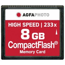 Compact Flash      8GB High Speed 120x MLC