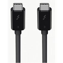 Thunderbolt 3-Kabel USB-C 40Gb/s 100W 0,8m F2CD084bt0.8MBK
