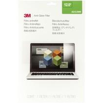 AG125W9 anti-reflectiefilter voor Widescreen Laptops 12,5