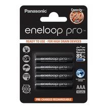 1x4 Panasonic  Pro Micro AAA 930 mAh