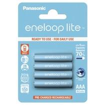 1x4 Panasonic  Lite Micro AAA 550 mAh