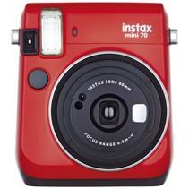 instax mini 70 rood
