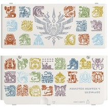 New 3DS Cover MH4U wit