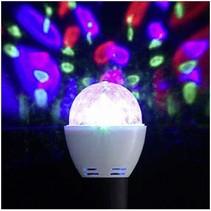 WOFI LED discolamp lichtbron E27 3W kleurwissel