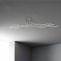 WOFI LED plafondlamp BENETT 39W vast ingebouwd 2800lm