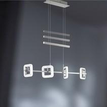 WOFI LED hanglamp DAVIS 4lmp 5W vast ingebouwd 400lm